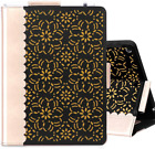10.2 iPad 7th Gen Case Flip Cover Folio Leather Full Body Protection Shockproof