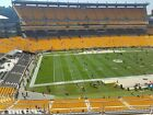 2 Tickets Pittsburgh Steelers vs Tampa Bay Buccaneers Section 507 row Z $0.99 USD on eBay