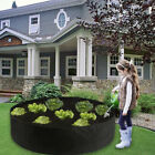 Round+Raised+Garden+Bed+Planter+Planting+Grow+Bags+Pot+for+Plants+Flowers