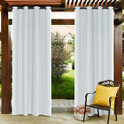 Kyпить Waterproof Outdoor Curtain Blackout Window Porch Patio Thermal Insulated Panels  на еВаy.соm