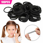 100-300Pcs Kids Girl Elastic Rope Hair Ties Ponytail Holder Rubber Band Hairband