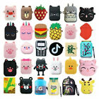 3D Cartoon Cute Soft Silicone Kids Protect Cover Cases For Apple Airpods Pro 2 1 $5.99  on eBay