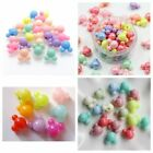 Kyпить Mixed AB Pastel Color Mickey Mouse Acrylic Pony Style Beads Crafts Kids 10 -15mm на еВаy.соm