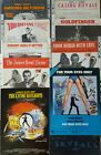 James Bond 007 films vintage sheet music in collectable condition 1960 onwards £16.5 GBP on eBay
