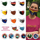 Classic Movies Fashion Face Mask Reusable Adults Kids with Filters & Nose Clips