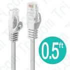 UL Listed Tricom Cat6 Patch Cord Cable 550mhz Ethernet Internet Network LAN RJ45