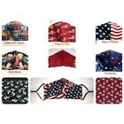 Democrats Republican USA America Flags Fireworks vote liberty cloth face masks $16.95 USD on eBay