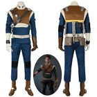 Star Wars Jedi Fallen Order Cal Kestis Costume Cosplay Suit Men Outfit $129.89 USD on eBay