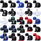 Adjustable Golf Sports Baseball Cap New York Yankees MLB Teams Logo Snapback Hat on eBay