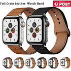 【genuine Leather】for Apple Watch Iwatch Band Strap Series 6 5 4 321 3840 42 44mm