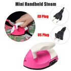 Mini Electric Iron Portable Travel Crafting Craft Clothes Sewing Supplies NzTE