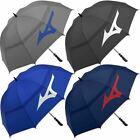 "Mizuno Golf 2020 Mens 68"" Tour Twin Double Canopy Vented Golf Umbrella"