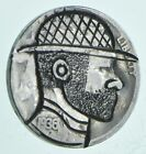 RARE - 1936-D - Hand Engraved - HOBO NICKEL Buffalo - Highly collectible *007 $0.15 USD on eBay