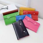 Business Card Case ID Credit Card Holder Bank Card Purse Multi-function Bags