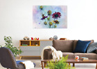 Beautiful Flower Bunch Art Home Decor Wall Picture High Quality Choose Ur Size