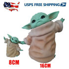 Star Wars Mandalorian Baby Yoda Action Figure Collection Model Kids Toy Gift $22.89 USD on eBay