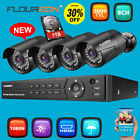 8ch 4ch 1080n 5in1 digital dvr 720p outdoor home security camera cctv system kit