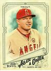 MIKE TROUT MAJOR LEAGUE BASEBALL CARDS - PICK FROM LISTBaseball Cards - 213