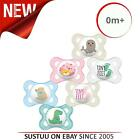 MAM Original Silicone Teat Soother|Baby Binky|Kid's Dummies|Pacifier|0m+