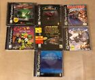 Lot Sony PS1 Playstation games CIB 14 titles to choose!  Resident Evil