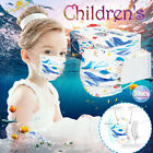 50/100pc Face Mask Mouth Masks Kids Baby, Childrens, Girls, Boys, Breathable, Us