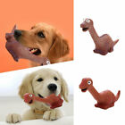 Pets Dog Puppy Chew Play Latex Dinosaur Squeaker Squeaky Sound Dog Toys Durable