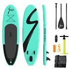 10-Inflatable-Stand-Up-Paddle-Board-Surfing-SUP-Boards-No-Slip-Deck-6-Thick