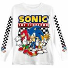 Kyпить Sonic The Hedgehog Big Boys T Shirt на еВаy.соm