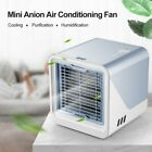 Portable Mini Air Conditioner Cooler Cooling USB Fan Humidifier Purifier Home US air conditioner cooler cooling fan Featured humidifier mini portable purifier usb