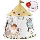 Kid Tent House Portable Princess Castle Present Children Play Toy Birthday Gift
