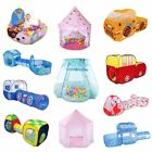 Внешний вид - Portable Children's Tent Toys Kids Play Indoor Outdoor Playhouse Baby Ball Pool