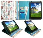 "Linx 8"" inch Tablet 360° Universal Case Cover"