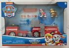 Paw Patrol Split Second Vehicle With 2 Pups Transforming Marshall or Chase