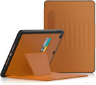 iPad 10.2 6th Gen Case Flip Cover Folio Full Body Protection With Stand Leather