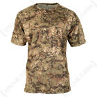Verney Carron Snake Short Sleeved Camouflage T-Shirt Top -Forest -Hunting Hiking