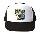 Trucker Hat Cap Foam Mesh School Team Mascot Eagles Don't Mess With