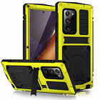 For Samsung Note 20 Ultra/S20+ Case LOVE MEI Military Shockproof Aluminum Cover