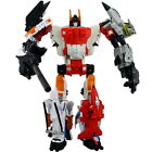 HZX 5 IN 1 Defensor & Bruticus & Superion IDW KO G1 Action Figure Toys in stock