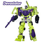 HZX 6 IN 1 Defensor & Bruticus & Superion Devastator Sets IDW Action Figure Toys