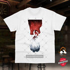Wolf & Girl Art Illustration Super Cool Best Gift Top Tee T Shirt 0823
