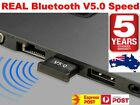 Bluetooth Dongle Usb V5.0 Wireless Adapter For Windows 10 Pc Laptop Universal