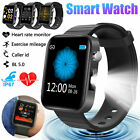 bluetooth smart wrist watch blood pressure heart rate monitor sport tracker ip67
