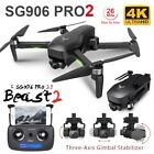 ZLRC Beast SG906 Pro 2 Brushless Motor with 3-Axis Gimbal GPS 5G...