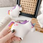 Cute Unicorn Earphone Protetor Case For Apple Airpords 1/2 Pro Charging Cover