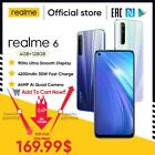 Realme 6 NFC Global Version 4GB 128GB Mobile Phone