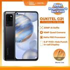 OUKITEL C21 Quad Camera 20MP Selfie Helio P60 6.4'' FHD