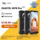 Newest OUKITEL WP8 Pro NFC IP68 Rugged Sports Phone mobile 6.49''
