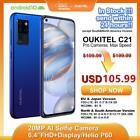OUKITEL C21 Helio P60 Quad Camera 20MP Selfie 6.4'' FHD
