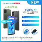 UMIDIGI A7 Android 10 6.49'' Large Full Screen 4GB 64GB