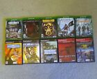 Xbox 360, Xbox One, and Playstation 2 games You Pick & Choose Video Games Lot